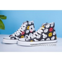 Black High Tops CONVERSE X The Simpsons Chuck Taylor All Star Lastest AmC7ty