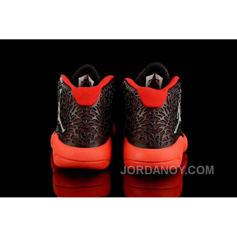 """new products 3b4c1 a7458 ... Jordan Ultra Fly """"Infrared 23″ Black Reflective Silver Infrared 23  Discount ..."""
