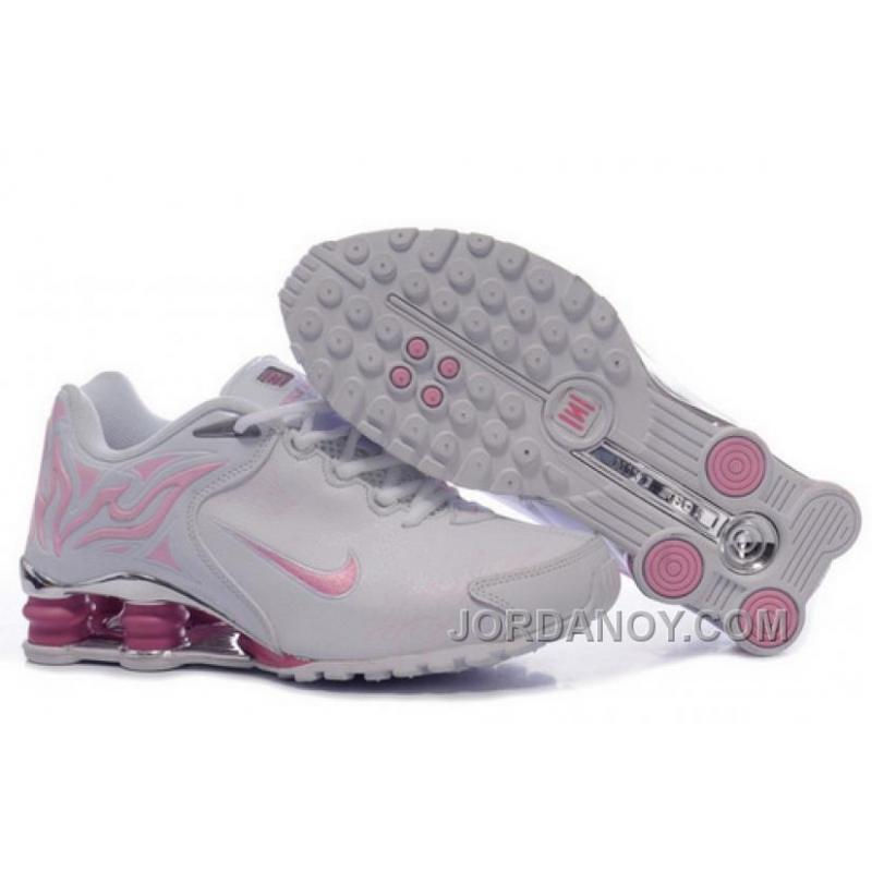 df2a9fb828 Women's Nike Shox Torch Shoes White/Light Pink/Brilliant Silver New ...