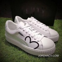 Puma Fenty CLF Creeper Women White Shoes New Release