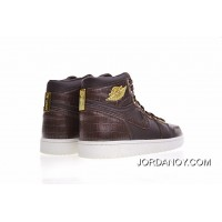 Air Jordan 1 Pinnacle AJ 24K Gold 705075-205 Cheap To Buy