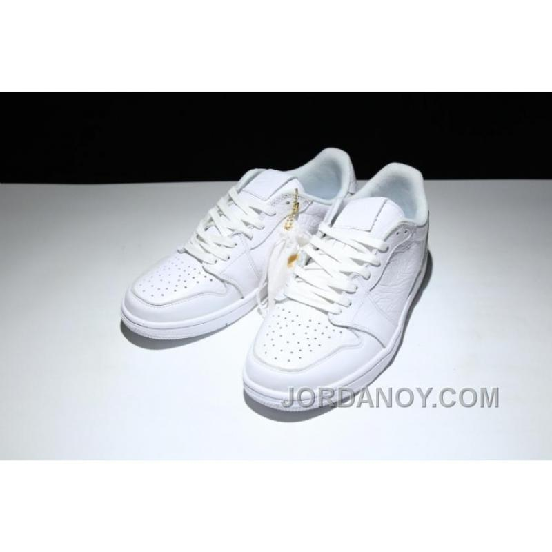 4ba7f9e2ebfb83 USD  107.16  310.77. AIR Jordan 1 Air Retro Low Ns 872782-100 All White ...