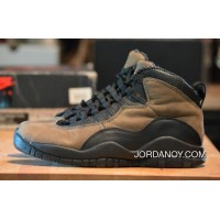 Air Jordan 10 Dark Shadow 310805-002 Top Deals