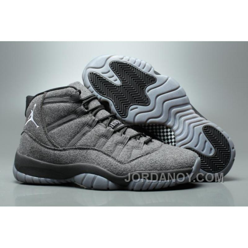 b65ad5b3562179 USD  85.80  132.96. For Sale 2017 Cheap Air Jordan 11 Dark Grey Metallic ...