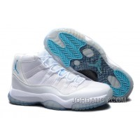 Lastest Air Jordans 11 Retro White Gamma/Varsity Maize For Sale