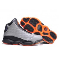 "Cheap To Buy Air Jordans 13 Retro ""3M Reflective"" Reflective Silver/Infrared 23-Black"