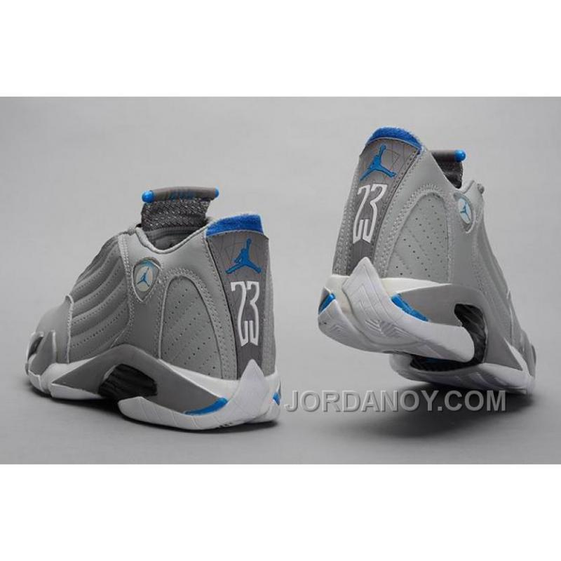 "... New Air Jordan 14 Retro ""Sport Blue"" Online"