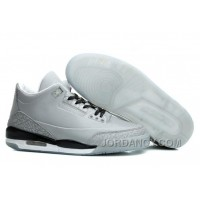 Air Jordans 3 5Lab3 Reflective Silver/Black-White Online