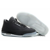 Super Deals Air Jordans 3 5Lab3 Black/Black-Clear For Sale