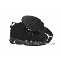 """For Sale 2016 Air Jordan 9 """"Anthracite"""" Anthracite/Black-White Basketball Shoes"""