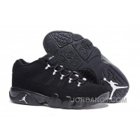 """Free Shipping Air Jordan 9 Retro Low """"Anthracite"""" Black-White For Sale Online"""