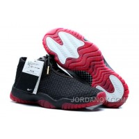 Hot Now Air Jordans Future Black/Infrared For Sale