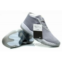 Cheap To Buy Air Jordans Future Glow Cool Grey For Sale