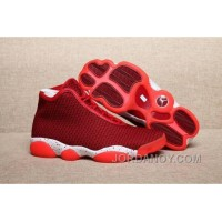 Hot Now 2016 Air Jordan Horizon Future AJ13 Red White Basketball Shoes
