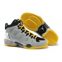 Cheap To Buy Jordan Melo M10 Metallic Silver Black/Volt For Sale