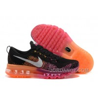 Discount Women's Nike Flyknit Air Max