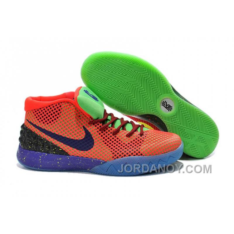 """ef50ad787869 Cheap Nike Kyrie 1 """"What The ID"""" Basketballs Shoes For Sale Online ..."""