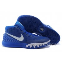 Nike Kyrie Irving 1 Royal Blue/White Basketball Shoes Cheap For Sale Discount