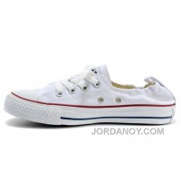 Classic White CONVERSE Slip On Styling Chuck Taylor Shoreline All Star Tops Canvas Shoes Super Deals ETTPh