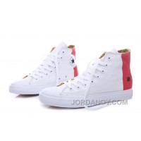 For Sale CONVERSE Undefeated White Red Tonal Stitching Chuck Taylor All Star High NiiKf4f