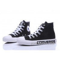 CONVERSE Chuck Taylor Black High Tops All Star Shoes For Sale 3ZMCaRY