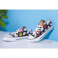 Black CONVERSE X The Simpsons Chuck Taylor All Star Authentic GKd5J