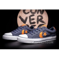 CONVERSE Star Player EV Blue Chuck Taylor All Star Low For Sale IrrQ4