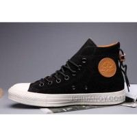 CONVERSE X Clot X Undefeated Black High Tops Suede CT All Star Bow Back Shoes For Sale I6GZwar