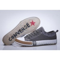 Gray CONVERSE Chuck Taylor All Star Sawtooth Transparent Sole Online 27PZw3