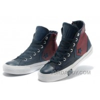 Red Blue CONVERSE Clot X First String Pro MrSandman Chuck Taylor All Star High Top Canvas Sneakers Authentic 6AsCKX