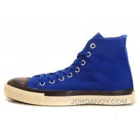 Blue High Tops Retro CONVERSE Skate Shoes Chuck Taylor All Star Free Shipping 8eS8GF