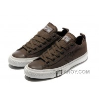 Brown CONVERSE All Star Chocolate Simple Slip Tops Canvas Shoes Free Shipping ZEtDGcG