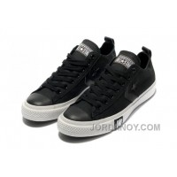 Black CONVERSE All Star Simple Slip Tops Canvas Shoes Online 4EM4n