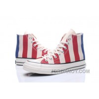 Converse 2017 Chuk Taylor All Star 1970s 1970S 153850C Women/men American Flag For Sale