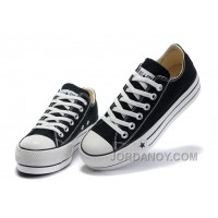 Black Platform CONVERSE All Star Canvas Women Shoes Classic Christmas Deals