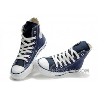 Blue CONVERSE All Star Chuck Taylor Canvas Shoes Lastest Pmj7GY