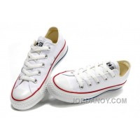 CONVERSE Chuck Taylor All Star Top Optical White Canvas Shoes Free Shipping SpMbx