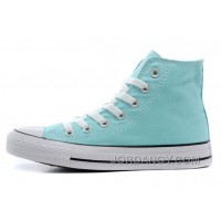 Chuck Taylor Fresh Colors Peppermint All Star Mediterranean CONVERSE Summer Sneakers Free Shipping A5sw5n