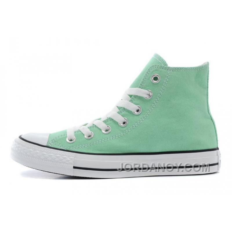 Chuck Taylor Fresh Colors All Star Minty Hue Converse Beach Gl Summer Ice Cream Sneakers
