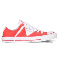 CONVERSE Chuck Taylor Multi Pancel Summer Ice Cream Red White All Star Canvas Women Sneakers Online Yyj4hn