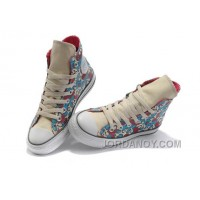 CONVERSE High Tops All Star Leopard Camouflage Canvas Shoes Women For Sale Frpxf