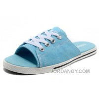 Blue All Star Light CONVERSE Slippers Summer Collection By Avril Lavigne Canvas For Sale Z7nCAi