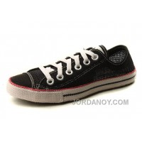 Black All Star CONVERSE Summer Collection Chuckout Mesh Style Tops Casual Shoes Super Deals Dkmdj