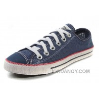 Blue CONVERSE Chuckout Summer Collection Mesh Style Tops Casual Shoes Super Deals SheJj