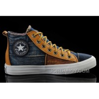 CONVERSE Iron Man Design Style The Avengers Comics High Tops Brown Yellow Stitching Canvas Sneakers Authentic AX4RKiw