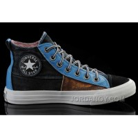 The Avengers Iron Man CONVERSE All Star High Tops Black Brown Blue Tonal Stitching Canvas Shoes Super Deals 2tRTBWk