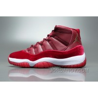 Air Jordan 11 Velvet Heiress Girls Womens Authentic