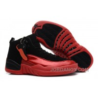 Free Shipping Girls Air Jordan 12 Bred OG For Sale