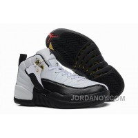 "Lastest Girls Air Jordan 12 ""Taxi"" For Sale"