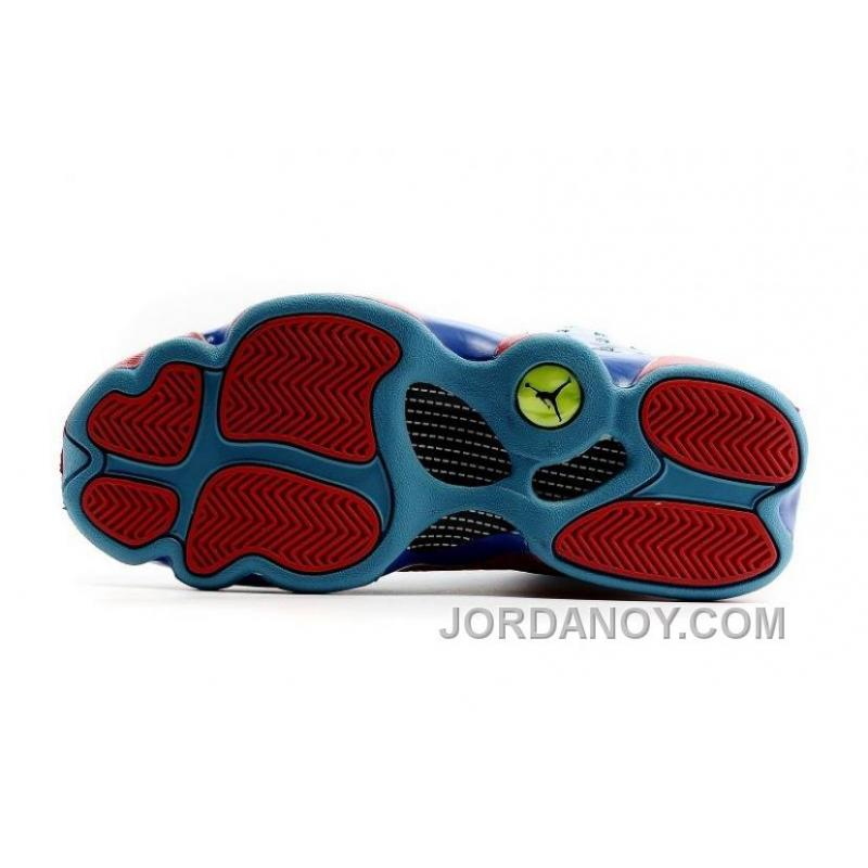 "factory price 57bfe f03e1 ... 2017 Air Jordan 13 ""Spiderman"" Christmas Deals ..."